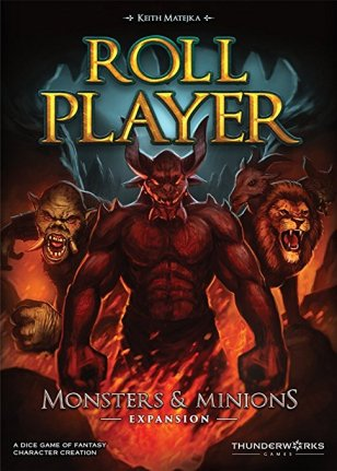 Roll Player Monsters